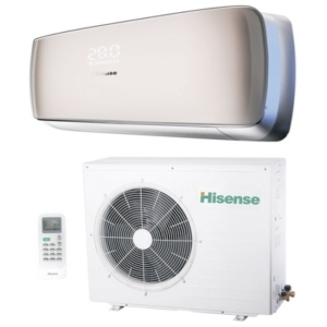 Кондиционер Hisense AS-10UR4SVPSC4(W) серии Premium Slim Design Super DC Inverter