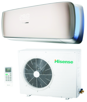 Кондиционер Hisense AS-13UR4SVPSC4G (W) серии Premium Slim Design Super DC Inverte